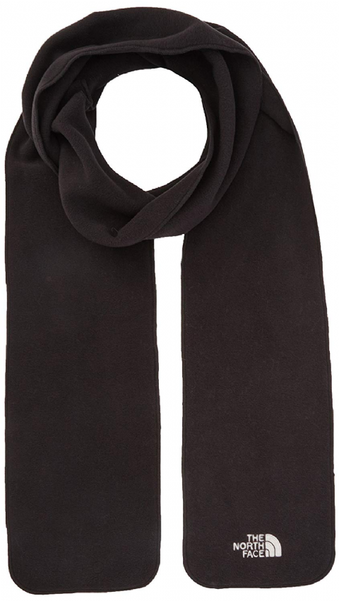 The North Face Unisex Flash Fleece Scarf - Black